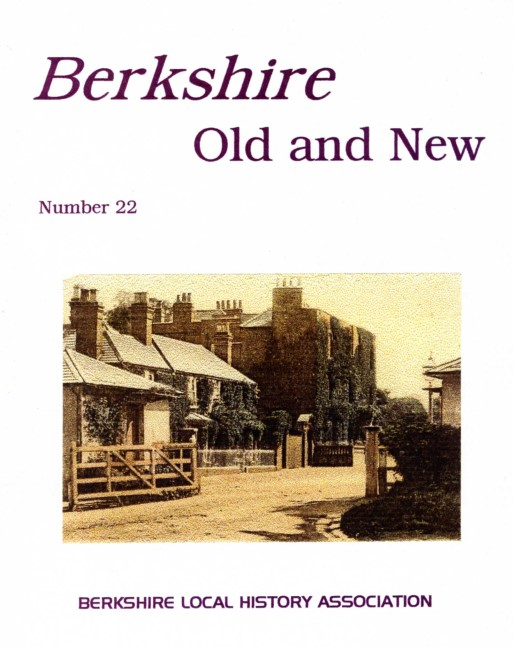 Cover page of Berkshire Old and New 2005