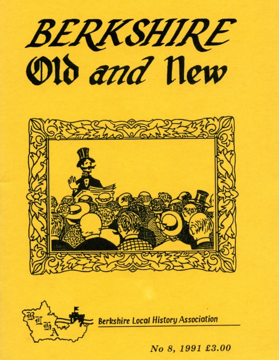 Berkshire Old and New 08 Cover