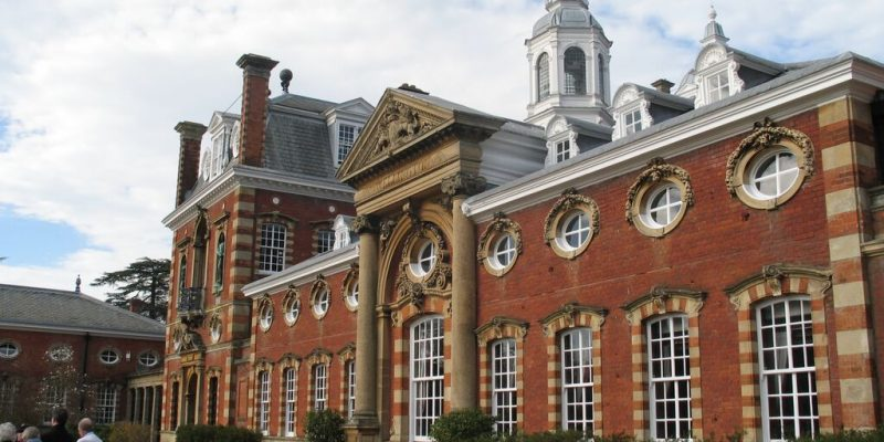 Wellington College - South Front