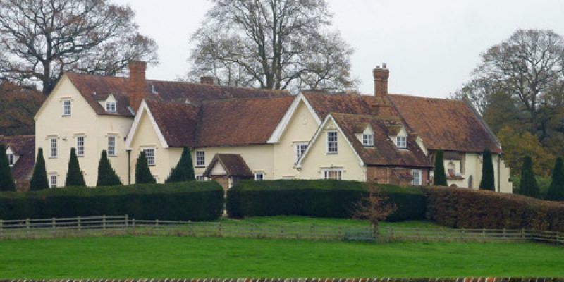 Hendred House