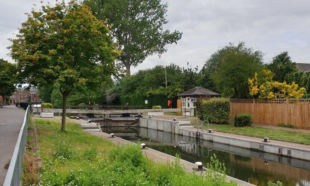 Kennet & Avon - Blakes Lock