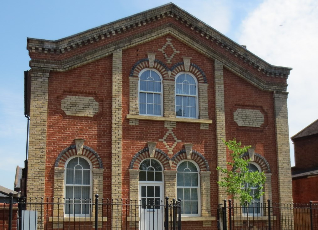 Southampton Street - British School